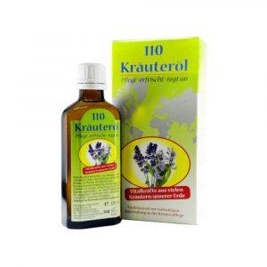 Zeliščno olje za osebno nego in masažo