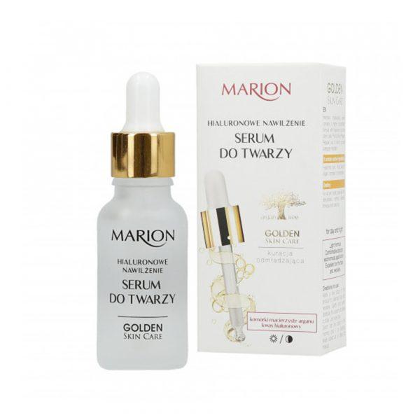 Serum s hialuronsko kislino in arganom za pomladitev kože