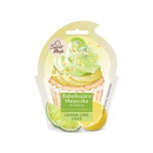 Sladka čistilna maska za obraz z izvlečki avokada in citrusov