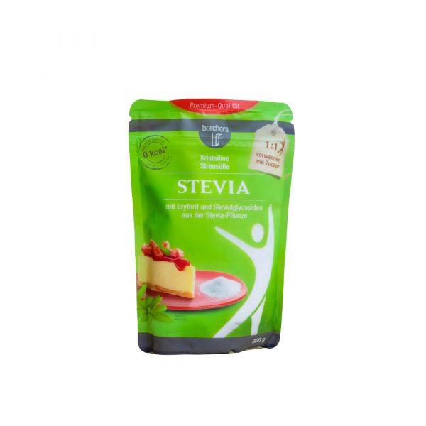 Stevia – naravno sladilo brez kalorij