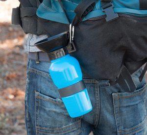 Flaša za vodo za pse