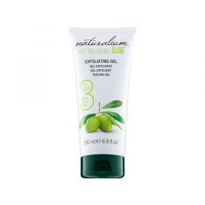 Piling za obraz s 100% naravnim olivnim oljem s svežo in zapeljivo dišavo