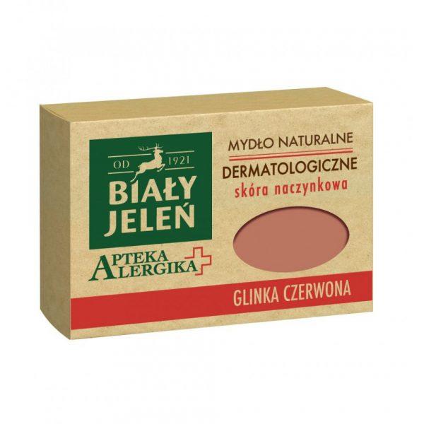 Naravno milo iz gline za razstrupljanje suhe in občutljive kože