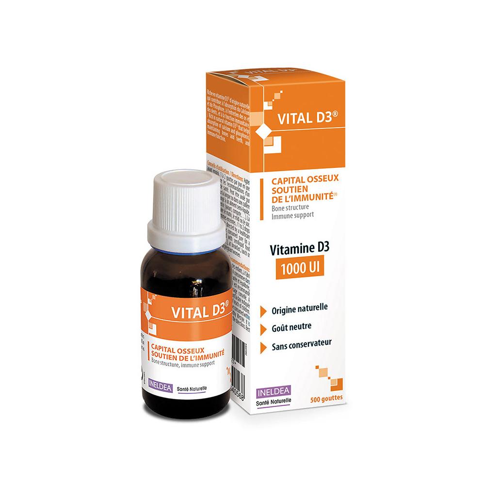 Vitamin D3 naravnega izvora