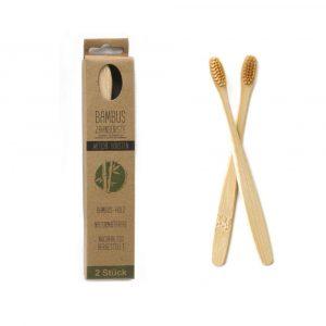 bambusova zobna ščetka