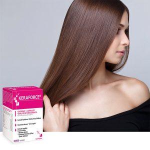 Vitaminske kapsule za lase